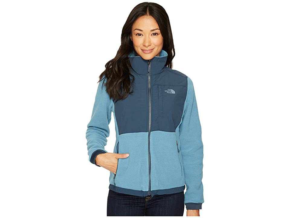 The North Face Denali 2 Jacket (Provincial Blue/Ink Blue) Women