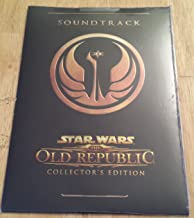 Star Wars the Old Republic Collector's Edition CD Soundtrack OST