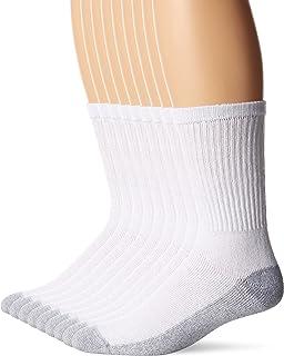 Fruit of the Loom 9 Pack Socks-6 Crew 3 Pair Ankle