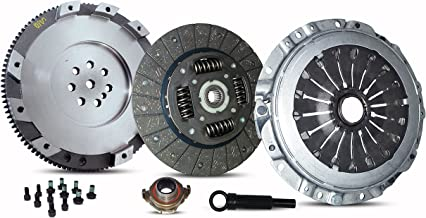 Clutch Conversion Kit With Flywheel Works With Hyundai Tiburon Gt Se Limited Coupe 2003-2008 2.7L V6 GAS DOHC Naturally Aspirated