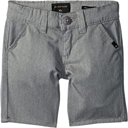 Quiksilver Kids Everyday Union Stretch Chino Shorts (Toddler/Little Kids)