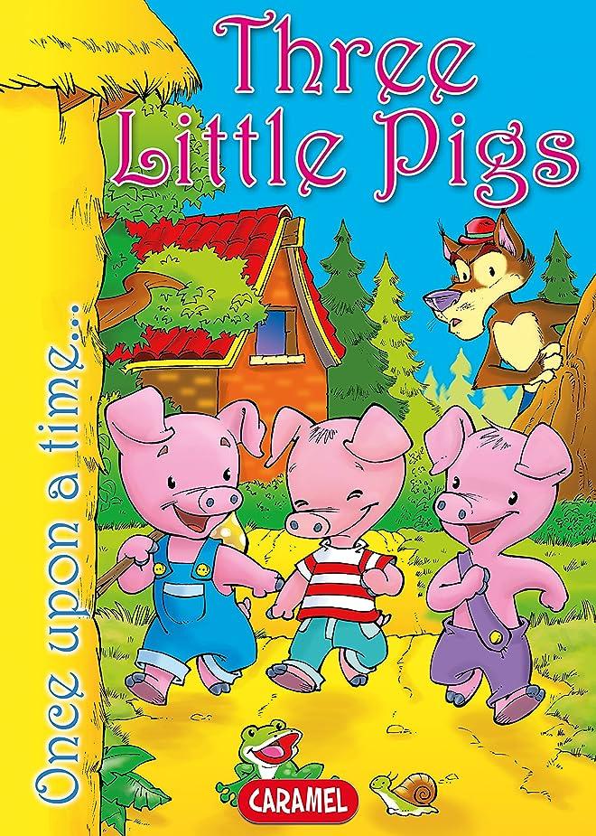 全く逃げる肖像画Three Little Pigs: Tales and Stories for Children (Once Upon a Time… Book 7) (English Edition)