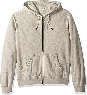 Best mens grey true religion hoodie Reviews