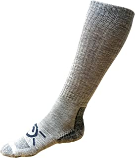 Kakuetta Trail Hiking Socks - Luxurious Light Weight Merino Wool Tactical Gear, Made in The USA