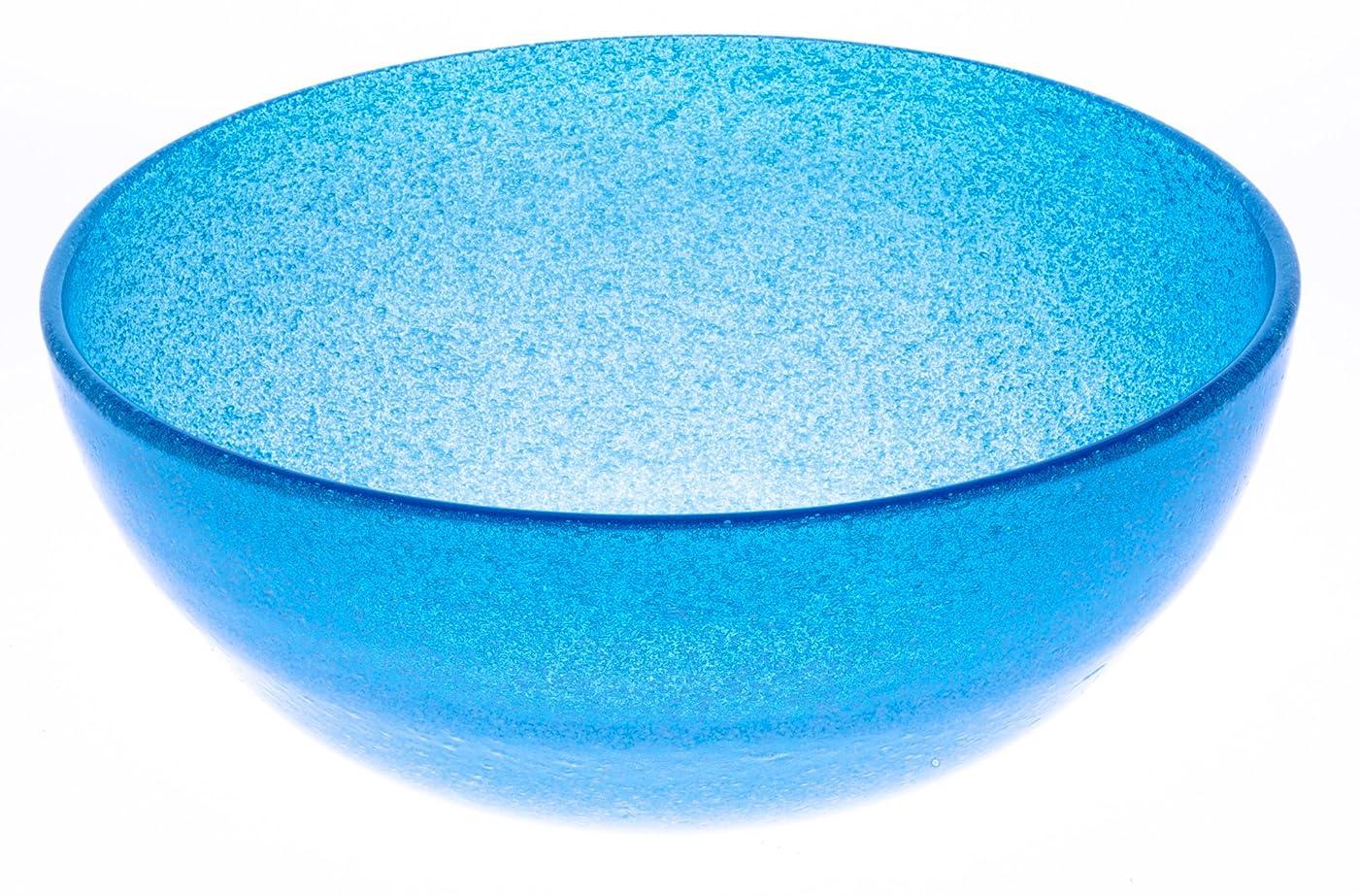 キャプション決めますスパークアールジーシー(RGC) 小鉢 水色 サイズ:径245×高80mm 鉢?ボウル