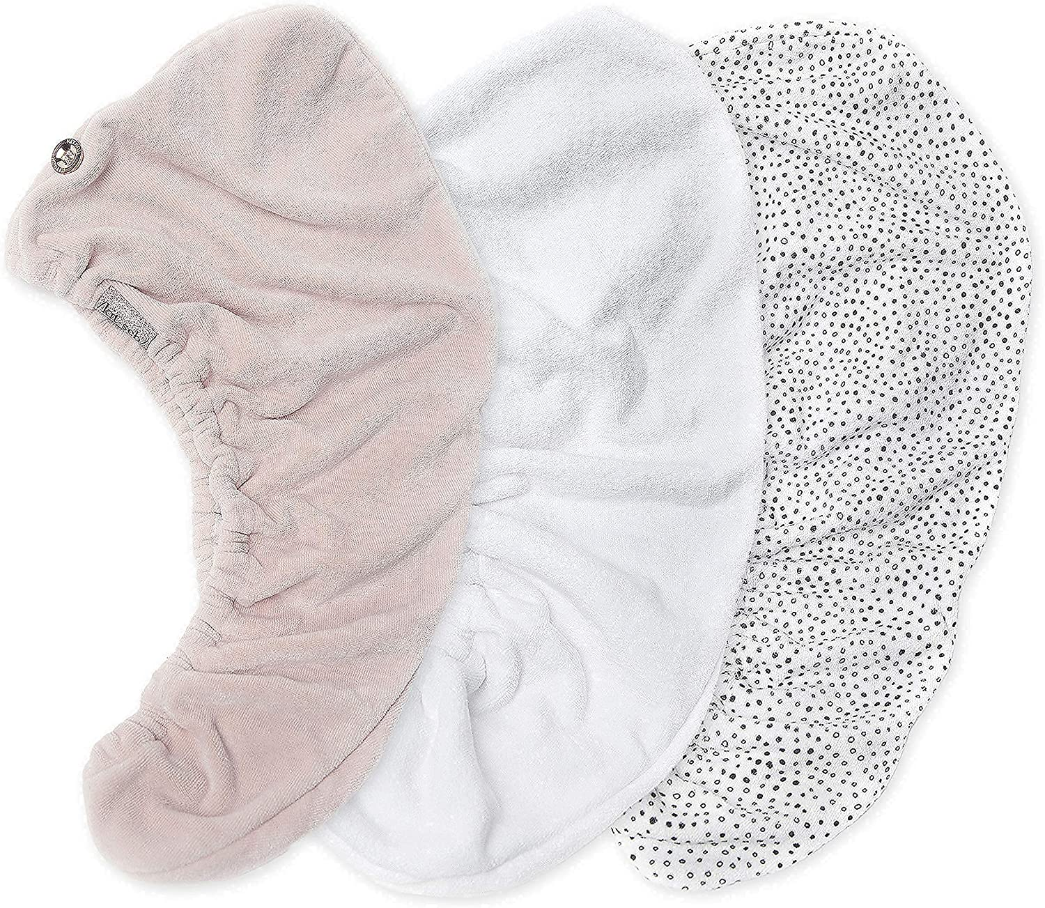 Kitsch Microfiber Hair Towel Wrap for Ha Max 63% OFF Wet Drying Turban Max 75% OFF