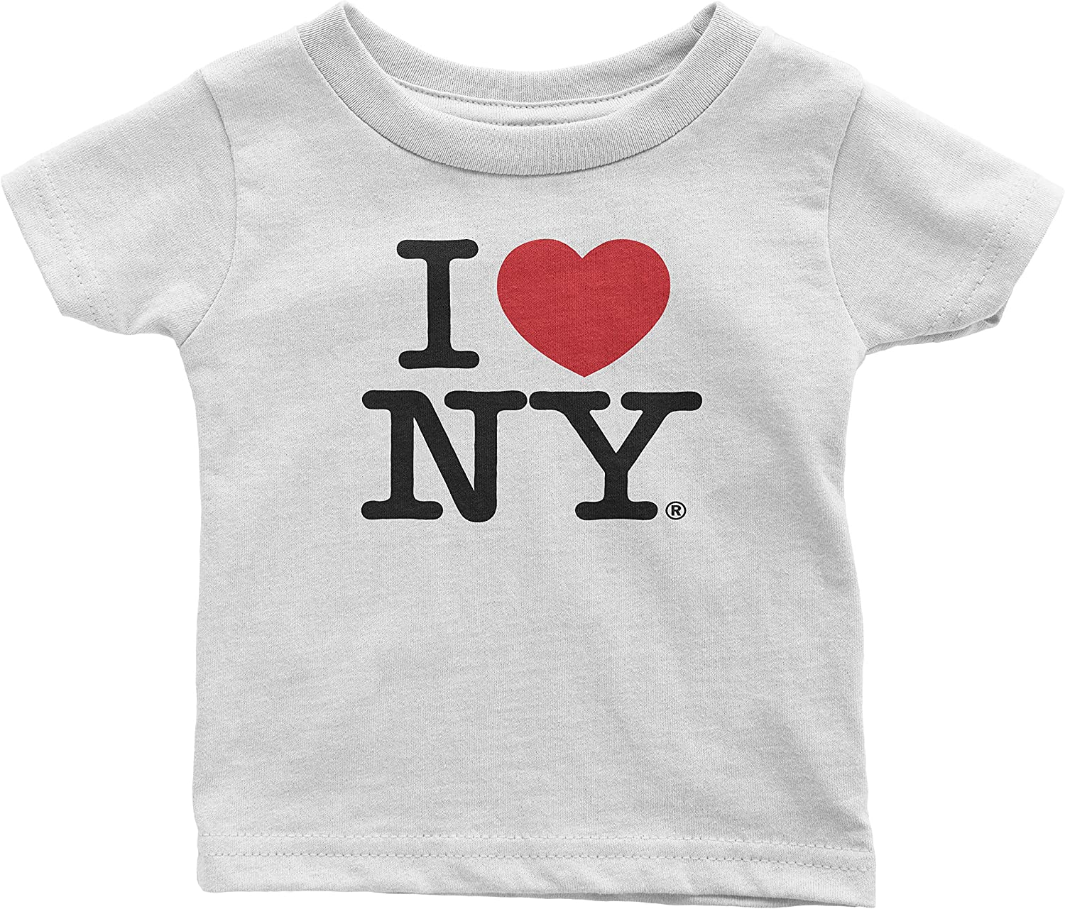 I Love NY Baby Tee Infant T-Shirt Officially Licensed