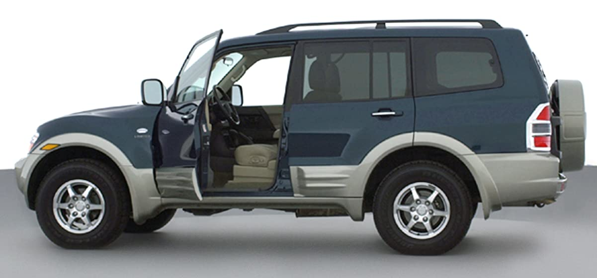 2001 mitsubishi montero reviews images and. Black Bedroom Furniture Sets. Home Design Ideas