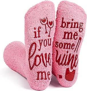 please bring wine socks