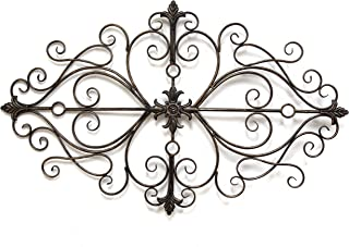 Best stratton home decor ornate scroll wall decor Reviews