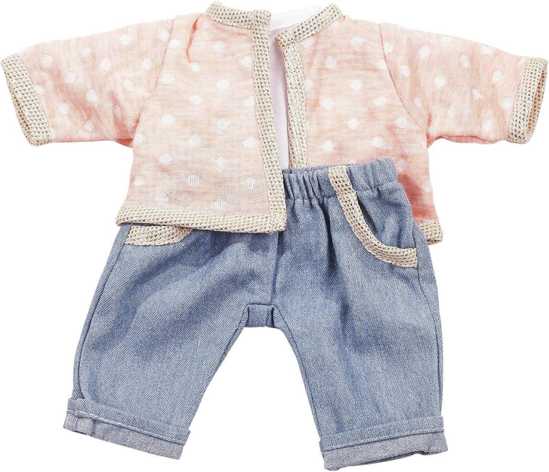 Götz Babykombination Glamourös, 42 cm B01DEJBBB0 Vielfältiges neues Design    Bestellung willkommen