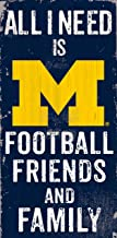 Fan Creations NCAA Michigan Wolverines 6