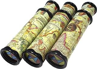SBYURE 3 Pack Magic Kaleidoscope,3D Mirror Lens Kaleidoscope Educational Science Developmental Toy,Best Birthday Gift for Children 3 Style