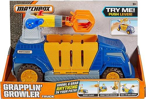 Matchbox Grapplin' Growler Truck