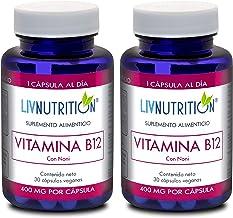 Vitamina B12 | LIV NUTRITION