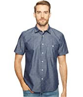 7 For All Mankind - Short Sleeve Mini Bikini Print Shirt