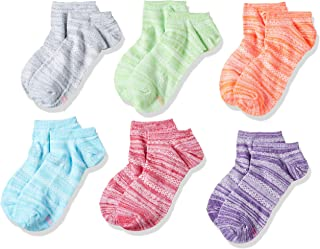 womens Lightweight Breathable Super No Show Socks 6 Pair Pack