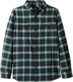 Graham Shadow Flannel (Big Kids)