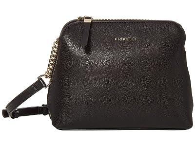Fiorelli Rosa Crossbody (Black) Handbags