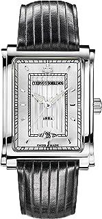 [クエルボ・イ・ソブリノス]Cuervo y Sobrinos 腕時計 紳士用 3針 1015-1A メンズ 【正規輸入品】