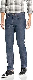 Naked & Famous Denim Men's Super Guy Natural Indigo Selvedge Jeans