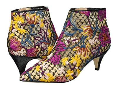 Sam Edelman Kinzey (Bright Multi Floral Chintz Lace) Women