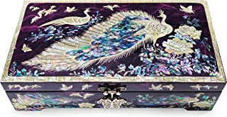 Best mother of pearl inlaid jewelry box Reviews