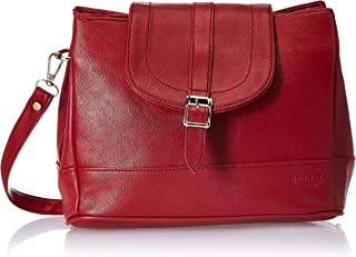 Nelle Harper Women's Sling Bag (Maroon)