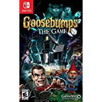 Goosebumps The Game for Nintendo Switch by GameMill