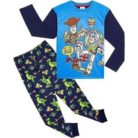 Disney Toy Story 4 Pijama Niño, Pijamas Niños Manga Larga con ...