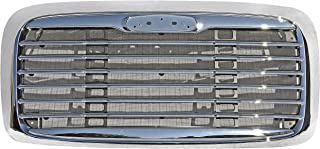 Dorman 242-5202 Front Grille for Select Freightliner Models, Chrome