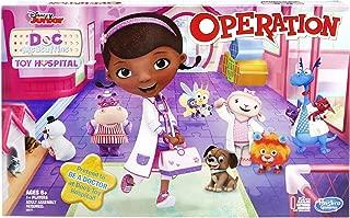 Operation Game: Disney Junior Doc McStuffins Toy Hospital Edition
