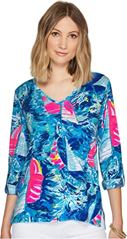 Lilly Pulitzer Jennifer Long Sleeve Tee