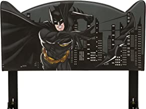 Delta Children DC Comics Batman Upholstered Twin Headboard