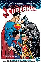Superman Vol. 2: Trials of the Super Son (Rebirth) (Superman Rebirth)