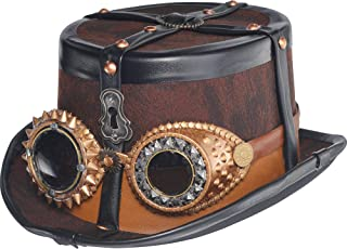 Sombrero Steampunk para disfraz