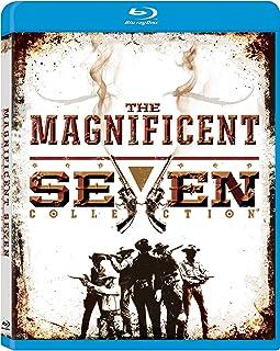 Magnificent Seven Collection (4 Blu-Ray) [Edizione: Stati Uniti] [Alemania] [Blu-ray]