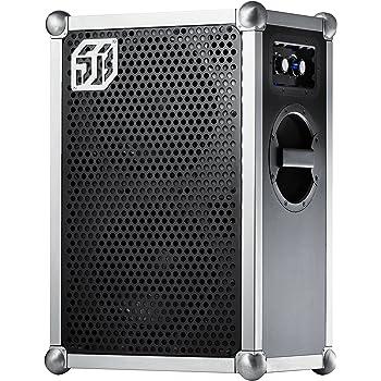 Amazon Com The Soundboks 1 The Loudest Portable Speaker 119db Bluetooth Compatible 30 Hour Battery Life Shock Water Temperature Resistant