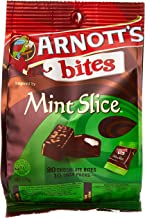 Arnott's Mint Slice Chocolate Bites, 6 x 170 Grams