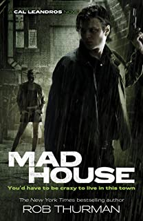 Madhouse: Cal Leandros Book 3 (A Cal Leandros Novel) (English Edition)