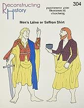 The Man's Leine or Saffron Shirt Pattern