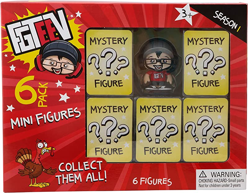 FGTeeV 2 5 Figure 6 Pack Multi