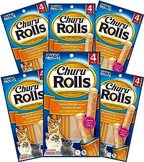 INABA Churu Pops Chicken 6packs, 40 Grams