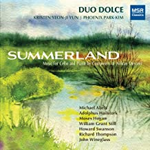 Summerland - Music for Cello and Piano by Composers of African Descent
