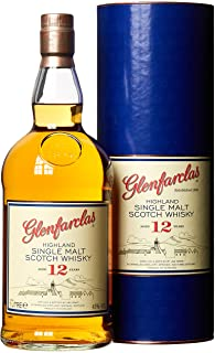 Glenfarclas12 Jahre Highland Single Malt Whisky 1 x 1 l