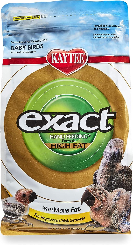 Kaytee Exact Handfeeding High Fat Max 40% OFF Large discharge sale 5LB