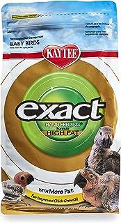 Kaytee Exact Hand Feeding High Fat Baby Bird Food, 5-lb bag