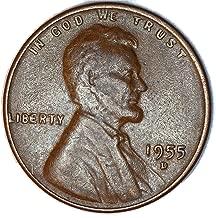 Best 1955 d penny error Reviews