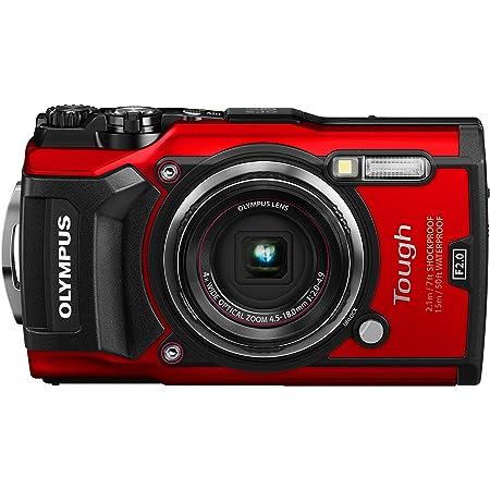 Olympus Tough Tg 5 Digitalkamera Rot Kamera
