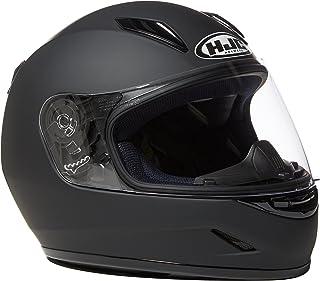 HJC Helmets CL-Y Youth Helmet (Matte Black, Large)